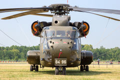 CH-53 helicopter Royalty Free Stock Photo