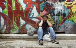 Chômeurs Images stock