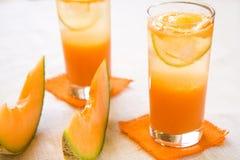 chłodno melon Obraz Royalty Free