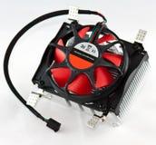 chłodno procesor Fotografia Royalty Free