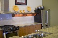 chłodziarki kuchenka Zdjęcie Stock