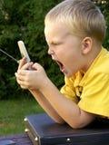 chłopcy 3 interes Fotografia Stock