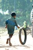chłopcy Fotografia Royalty Free