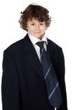 chłopcy garnitur Fotografia Royalty Free