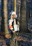 chłopcy lasów young Obrazy Stock