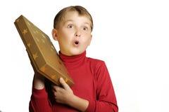 chłopcy niespodziewanej Obraz Stock