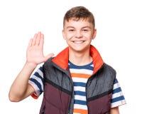 chłopcy portret nastolatków obrazy stock