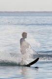 chłopcy waterski Obrazy Royalty Free