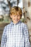 chłopiec ja target1741_0_ Obrazy Stock