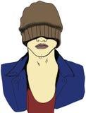 Chłopiec kapeluszowe Fotografia Stock