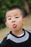 chłopiec niegrzeczna zdjęcia stock