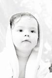 chłopiec nowa Zdjęcia Royalty Free