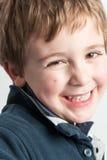 Chłopiec Portret Zdjęcie Stock