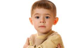 chłopiec potomstwa Zdjęcie Royalty Free