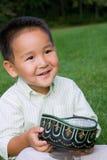 chłopiec potomstwa Obraz Stock