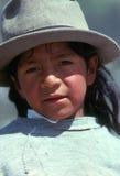 chłopiec Quito Fotografia Royalty Free