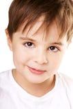 chłopiec target396_0_ zdjęcia royalty free
