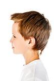 Chłopiec twarz Obraz Stock