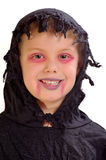 Chłopiec w Halloween IV Obraz Royalty Free