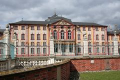 Château of Bruchsal Royalty Free Stock Photography