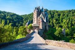 Ch?teau d'Eltz pr?s de Coblence, Allemagne image libre de droits