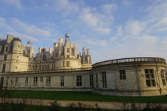Château de Chambord Stock Photos
