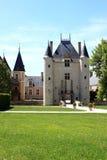 Château de Chamerolles Stock Photos