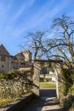 Château de Chillon Castle  in Veytaux, Switzerland Stock Photo