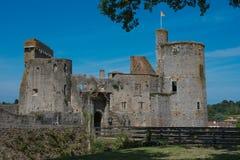 Château de Clisson Royalty Free Stock Photos