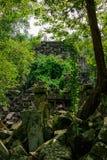 Ch?teau de Mealea de bondon, royaume de Khmer photo libre de droits