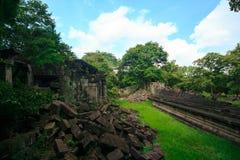 Ch?teau de Mealea de bondon, royaume de Khmer photo stock