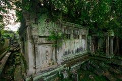 Ch?teau de Mealea de bondon, royaume de Khmer photos libres de droits
