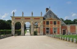 Château de Vaux-le-Vicomte Stock Photo