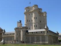 Château de Vincennes Stock Photos