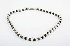 Chaîne de caractères des perles Photos stock