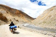 Chaîne de l'Himalaya Images stock