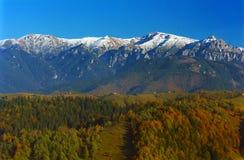 Chaîne de montagne Photographie stock