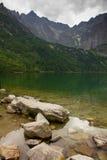 Chaîne de montagne photographie stock libre de droits