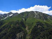 Chaîne de montagne de l'Utah Image stock