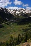 Chaîne de montagne du Colorado Photographie stock libre de droits