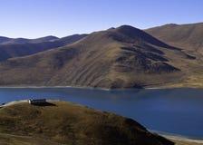 Chaîne de montagne en Chine Photographie stock libre de droits