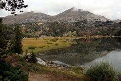 Chaîne de Wind River, Wyoming Photographie stock libre de droits