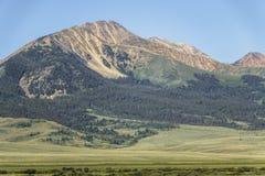 Chaîne Wyoming occidental du Wyoming photo stock