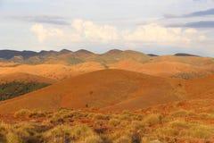 Chaînes de Flinders image libre de droits