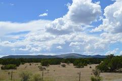 Chaînes de montagne Image libre de droits