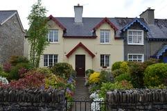Chałupa w Adare, Irlandia zdjęcie royalty free
