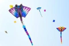 CHA- AM BEACH - MARCH 28: Thailand International Kite Festival Stock Images
