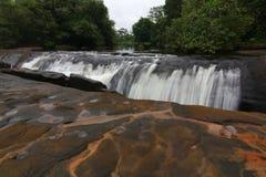 'Cha Nan' vattenfall Bungkan Thailand Arkivfoto