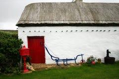 chałupa irlandczyk Zdjęcie Stock