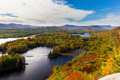 Chałupa kraj Quebec Kanada Zdjęcia Royalty Free